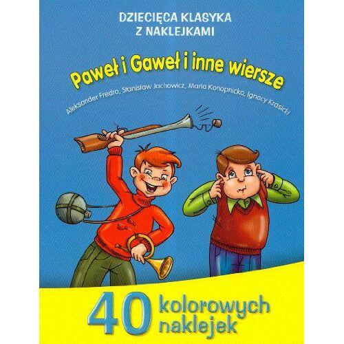 - Pawel i Gawel i inne wiersze - Preis vom 18.04.2021 04:52:10 h