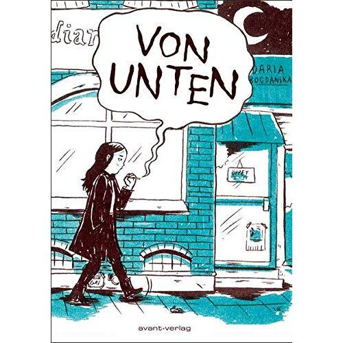 Daria Bogdanska - Von Unten - Preis vom 15.04.2021 04:51:42 h