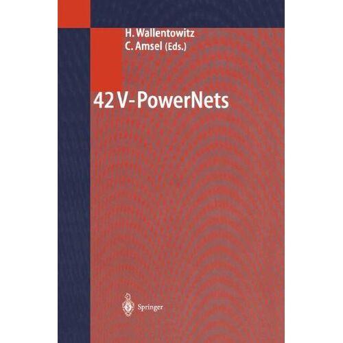 Henning Wallentowitz - 42 V-PowerNets - Preis vom 24.05.2020 05:02:09 h