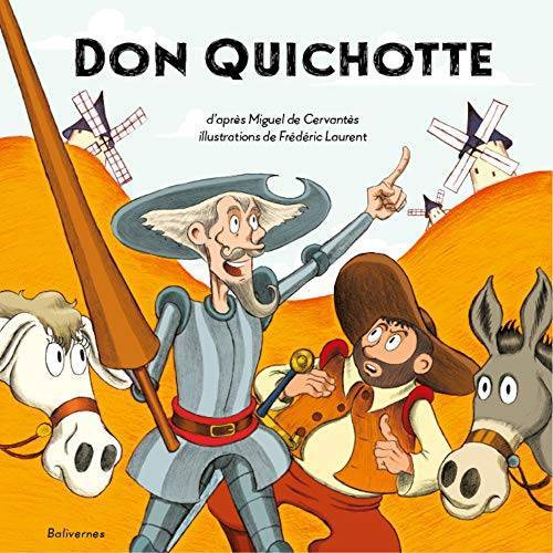 Laurent - Don Quichotte - Preis vom 16.04.2021 04:54:32 h