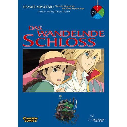 Hayao Miyazaki - Das wandelnde Schloß: Das wandelnde Schloss, Band 1: BD 1 - Preis vom 14.04.2021 04:53:30 h