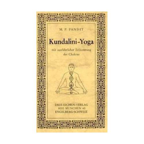 Pandit, Madhav P. - Kundalini - Yoga - Preis vom 17.07.2019 05:54:38 h