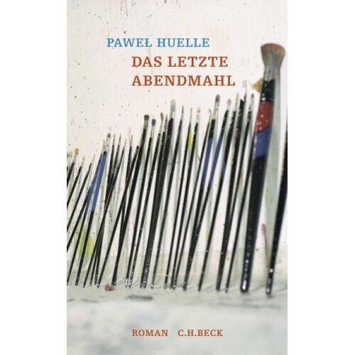 Pawel Huelle - Das letzte Abendmahl: Roman - Preis vom 16.04.2021 04:54:32 h