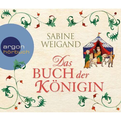 Sabine Weigand - Das Buch der Königin - Preis vom 24.02.2021 06:00:20 h
