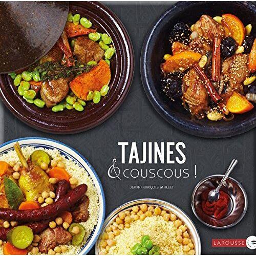 Jean-François Mallet - Tajines & couscous ! - Preis vom 16.04.2021 04:54:32 h
