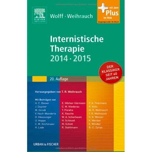 Hans-Peter Wolff - Internistische Therapie: 2014/2015 - Preis vom 27.10.2020 05:58:10 h