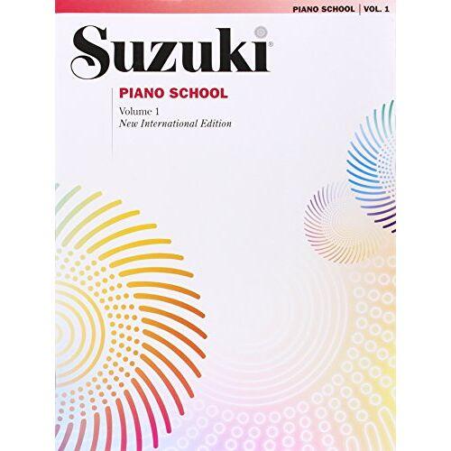 Shinichi Suzuki - Suzuki Piano School 1: New International Edition (Suzuki Method Core Materials) - Preis vom 18.04.2021 04:52:10 h