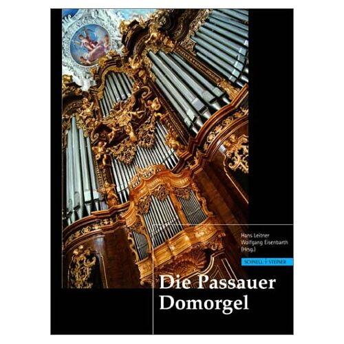 Hans Leitner - Die Passauer Domorgel - Preis vom 09.04.2021 04:50:04 h