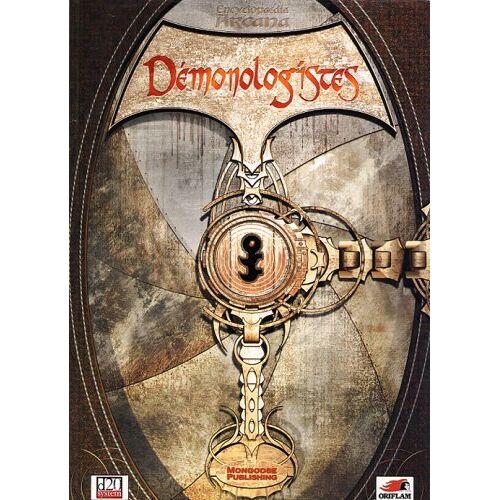 - ORIFLAM-Système D20-Encyclopaedia Arcana-Démonologistes - Preis vom 21.10.2020 04:49:09 h
