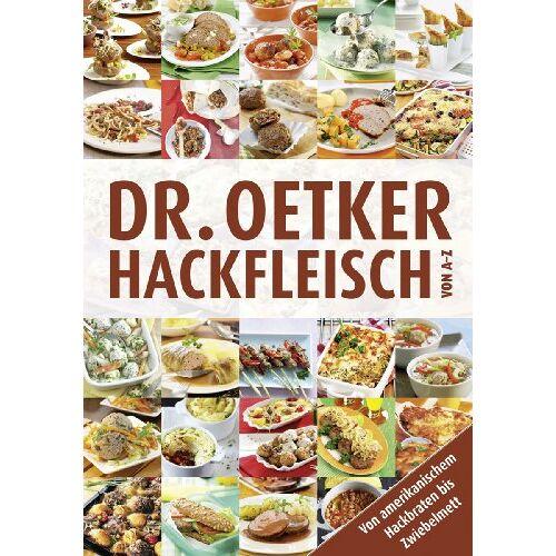 Dr. Oetker - Hackfleisch von A-Z - Preis vom 16.04.2021 04:54:32 h