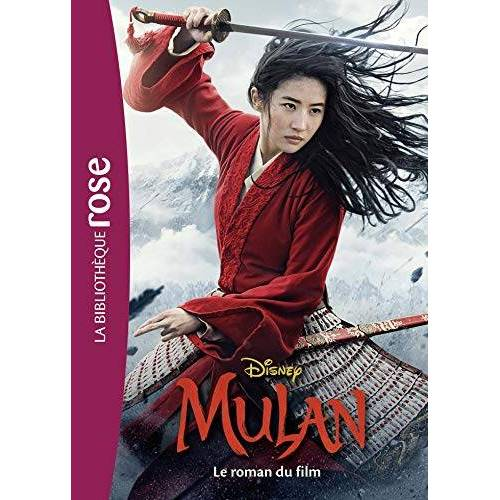 - Mulan - Le roman du film (Films BB Rose 10-12 (0)) - Preis vom 27.02.2021 06:04:24 h