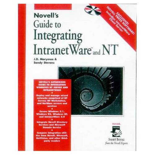 Marymee, J. D. - Novell's Guide to Integrating IntranetWare and NT, w. CD-ROM - Preis vom 20.10.2020 04:55:35 h