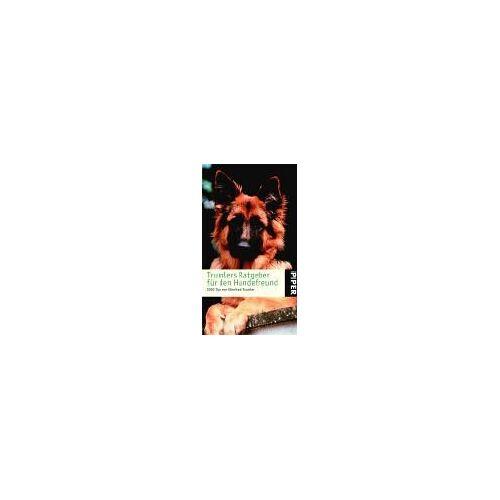 Eberhard Trumler - Trumlers Ratgeber für den Hundefreund: 1000 Tips von Eberhard Trumler - Preis vom 20.10.2020 04:55:35 h