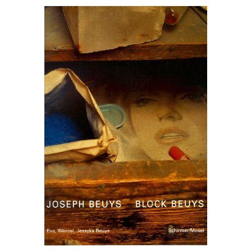 Joseph Beuys - Joseph Beuys, Block Beuys. Mit einem Gespräch zwischen Joseph Beuys und Richard Hamilton - Preis vom 06.09.2020 04:54:28 h