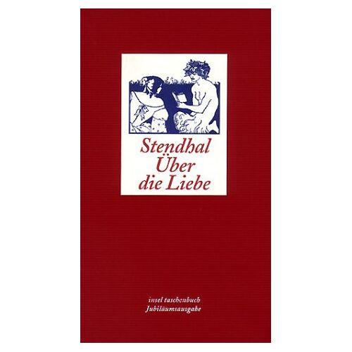 Stendhal - Über die Liebe, Jubiläumsausgabe - Preis vom 05.04.2020 05:00:47 h