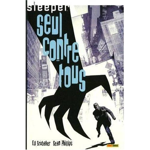 Ed Brubaker - Sleeper, Tome 1 : Seul contre tous - Preis vom 14.04.2021 04:53:30 h