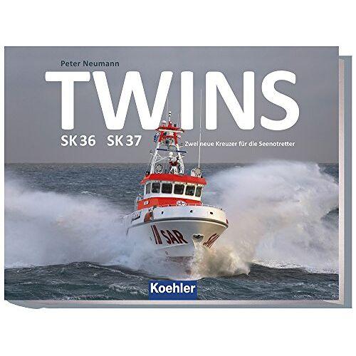 Peter Neumann - Twins SK 36 SK 37 - Zwei neue Kreuzer für die Seenotretter - Preis vom 17.04.2021 04:51:59 h