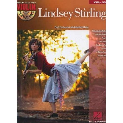 Various - Violin Play Along Volume 35 Stirling Lindsey Vln BK/CD (Hal Leonard Violin Play Along) - Preis vom 16.01.2021 06:04:45 h