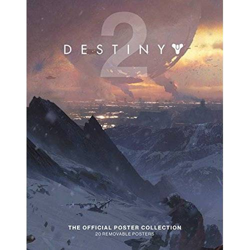 Bungie - Destiny 2 Official Poster Collection (Poster Books) - Preis vom 21.10.2020 04:49:09 h