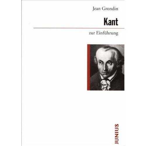 Jean Grondin - Immanuel Kant zur Einführung - Preis vom 19.10.2020 04:51:53 h