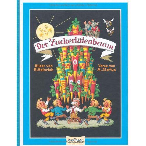 Richard Heinrich - Der Zuckertütenbaum - Preis vom 20.10.2020 04:55:35 h