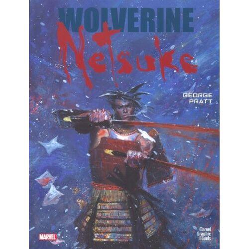 George Pratt - Wolverine : netsuke t.1 (Marvel Grafic N) - Preis vom 18.04.2021 04:52:10 h