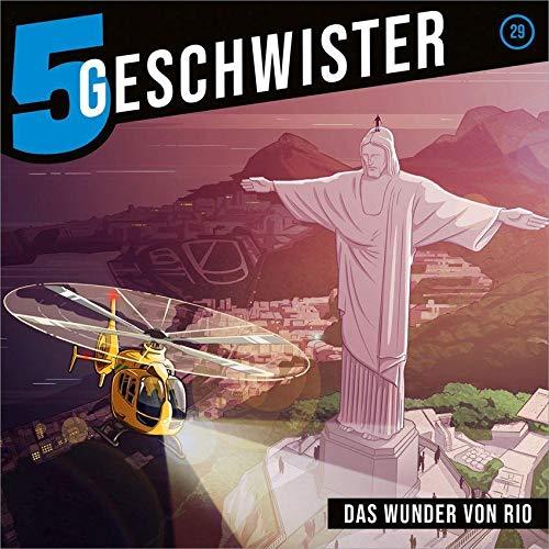 - Fünf Geschwister - Das Wunder von Rio (29) (Fünf Geschwister, 29, Band 29) - Preis vom 15.05.2021 04:43:31 h