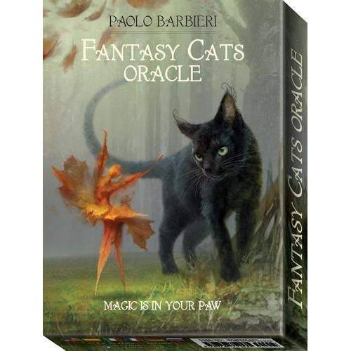 - Barbieri, P: Fantasy Cats Oracle: Magic is in Your Paw - Preis vom 24.01.2021 06:07:55 h