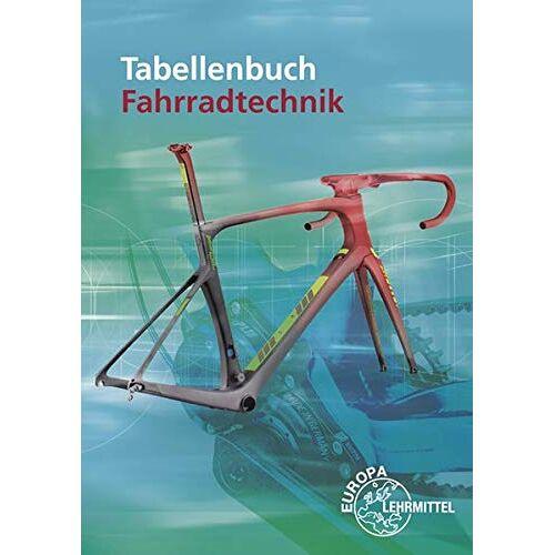 Ernst Brust - Tabellenbuch Fahrradtechnik - Preis vom 10.05.2021 04:48:42 h