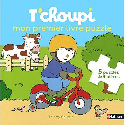 - Mon premier livre puzzle T'choupi - Preis vom 18.10.2020 04:52:00 h