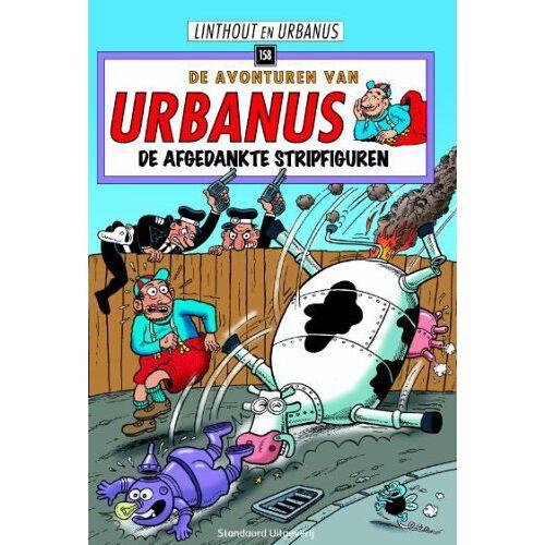 Urbanus - De afgedankte stripfiguren (De avonturen van Urbanus, Band 158) - Preis vom 21.01.2021 06:07:38 h