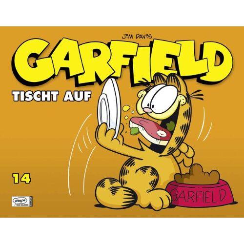 Jim Davis - Garfield SC 14: Garfield tischt auf - Preis vom 06.04.2021 04:49:59 h