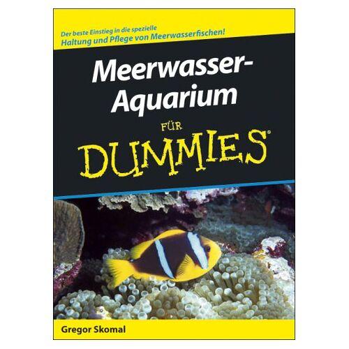 Gregory Skomal - Meerwasser-Aquarium für Dummies - Preis vom 16.04.2021 04:54:32 h