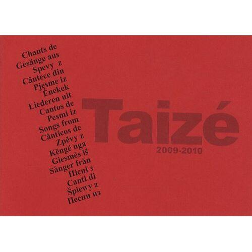 Taize - Chants de Taizé 2009-2010 - Preis vom 19.10.2020 04:51:53 h