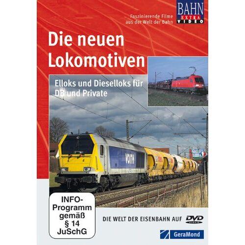 NN - DVD Die neuen Lokomotiven - Preis vom 28.02.2021 06:03:40 h