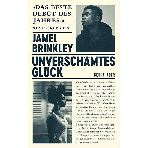 Jamel Brinkley - Unverschämtes Glück - Preis vom 13.04.2021 04:49:48 h