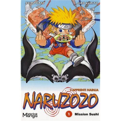 Shiro Kato - Naruzozo, Tome 1 : Mission Sushi - Preis vom 25.01.2021 05:57:21 h