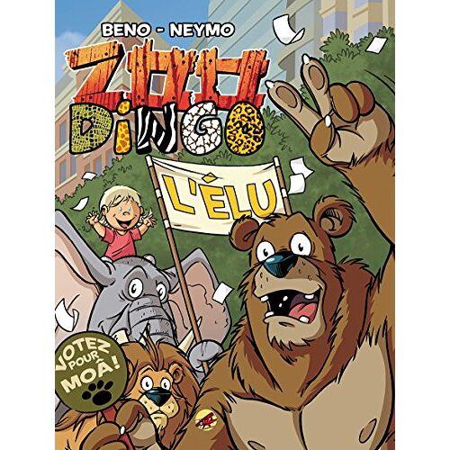 - Zoo Dingo, Tome 5 : L'élu - Preis vom 11.05.2021 04:49:30 h