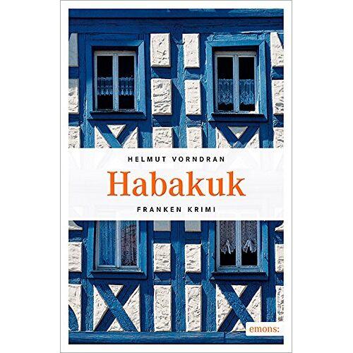 Helmut Vorndran - Habakuk - Preis vom 20.10.2020 04:55:35 h