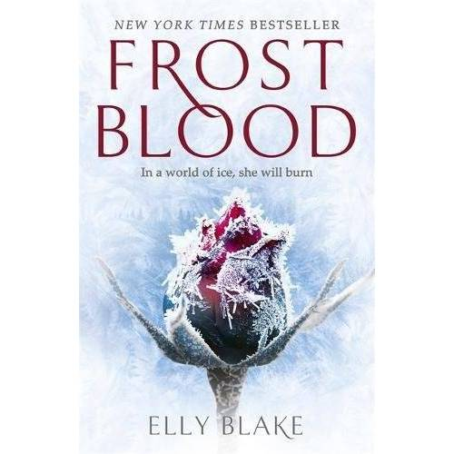 Elly Blake - Frostblood: The Frostblood Saga Book One - Preis vom 08.12.2019 05:57:03 h