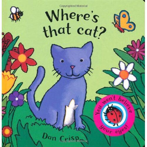 Dan Crisp - Where's That Cat? - Preis vom 17.04.2021 04:51:59 h