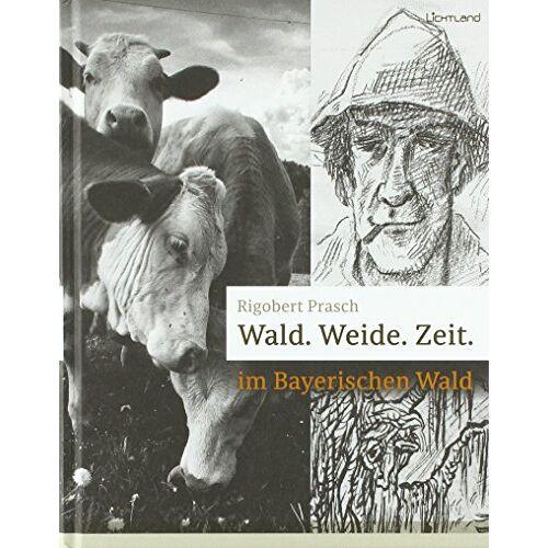 Rigobert Prasch - Wald.Weide.Zeit: Mit der großen Rinderherde durch die weiten Wälder - Preis vom 22.10.2020 04:52:23 h