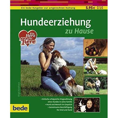 Birgit Kosthaus - Hundeerziehung, zu Hause - Preis vom 06.04.2020 04:59:29 h