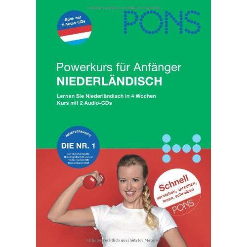 - PONS Power-Sprachkurs Niederländisch. Mit 2 Audio-CDs: Lernern Sie Niederländisch in 4 Wochen - Preis vom 20.10.2020 04:55:35 h