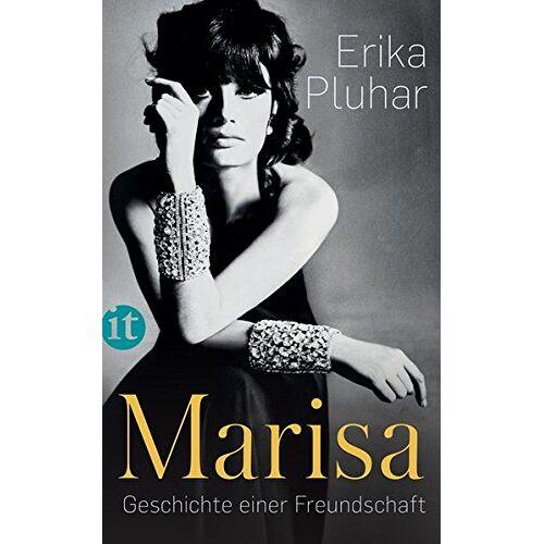 Erika Pluhar - Marisa: Eine Freundschaft (insel taschenbuch) - Preis vom 25.02.2020 06:03:23 h