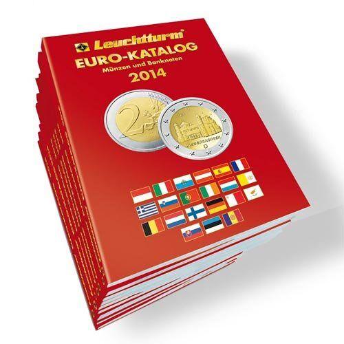 - Euro-Münzenkatalog 2014: Münzen- und Banknotenkatalog - Preis vom 18.10.2019 05:04:48 h
