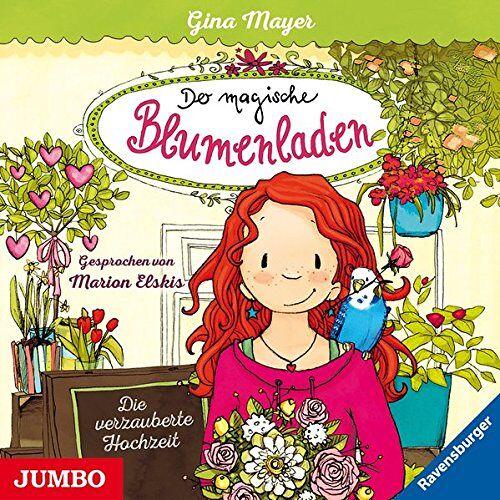 Gina Mayer - Der magische Blumenladen [5]: Die verzauberte Hochzeit - Preis vom 04.04.2020 04:53:55 h