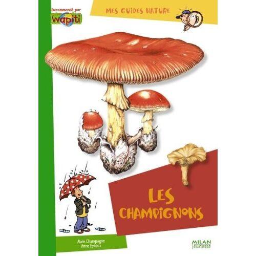 Alain Champagne - Les champignons - Preis vom 19.10.2020 04:51:53 h