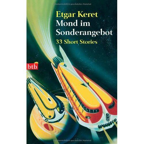 Etgar Keret - Mond im Sonderangebot: 33 Short Stories - Preis vom 18.04.2021 04:52:10 h