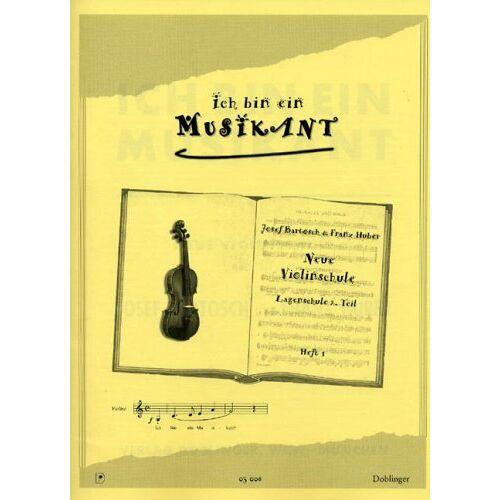 - Ich Bin Ein Musikant 1. Violine - Preis vom 21.01.2021 06:07:38 h